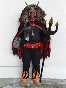 Figur Teufel